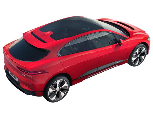 ジャガー Iペイス 新型・現行モデル