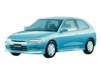 三菱 ミラージュ 1996年10月〜モデルのカタログ画像