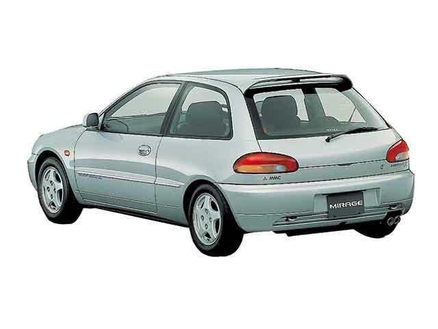三菱 ミラージュ 1991年10月〜モデル