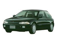 三菱 ミラージュ 1992年10月〜モデルのカタログ画像