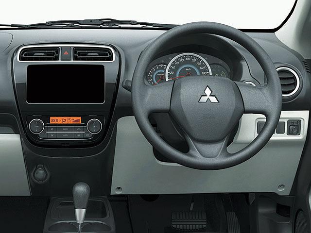 三菱 ミラージュ 2013年10月〜モデル