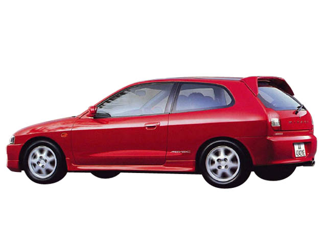 三菱 ミラージュ 1998年10月〜モデル