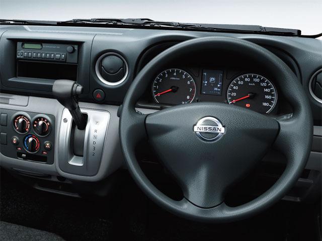 日産 NV350キャラバン 2012年6月〜モデル