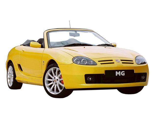 MG TF 新型モデル