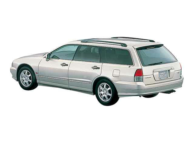 三菱 ディアマンテワゴン 1997年10月〜モデル