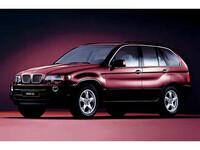 BMW X5 2001年4月〜モデルのカタログ画像