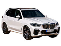 BMW X5 2019年2月〜モデルのカタログ画像