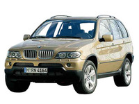 BMW X5 2003年10月〜モデルのカタログ画像