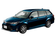 トヨタ カローラフィールダー 2017年10月〜モデル