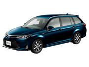 トヨタ カローラフィールダー 2019年10月〜モデル