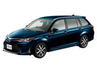 トヨタ カローラフィールダー 2019年9月〜モデルのカタログ画像