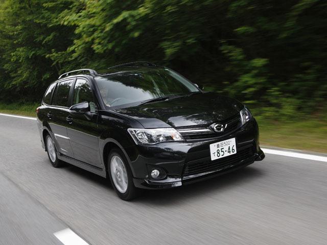トヨタ カローラフィールダー 新型・現行モデル