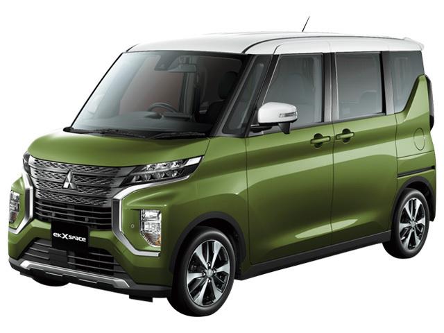 三菱 eKクロススペース 新型・現行モデル