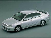 日産 プリメーラハッチバック 1997年2月〜モデルのカタログ画像