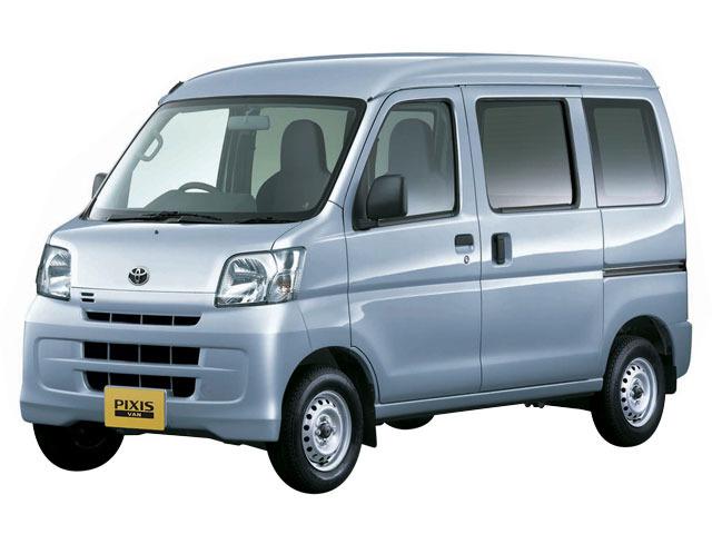 トヨタ ピクシスバン 新型・現行モデル
