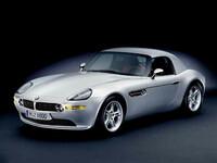BMW Z8 1999年10月〜モデルのカタログ画像