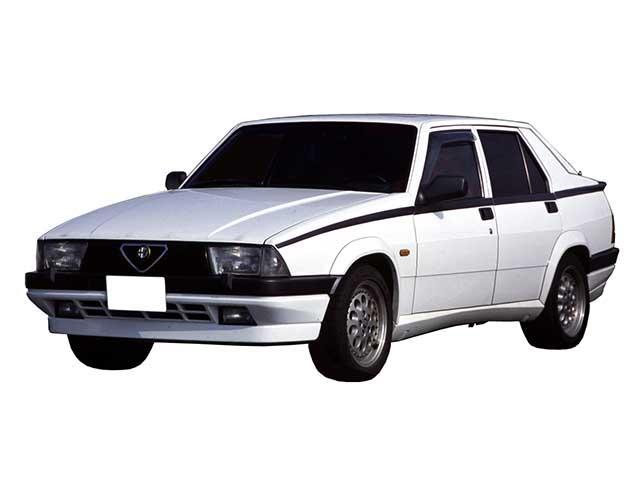 アルファ ロメオ アルファ75 新型・現行モデル