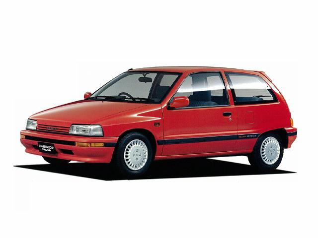 ダイハツ シャレード 1991年1月〜モデル