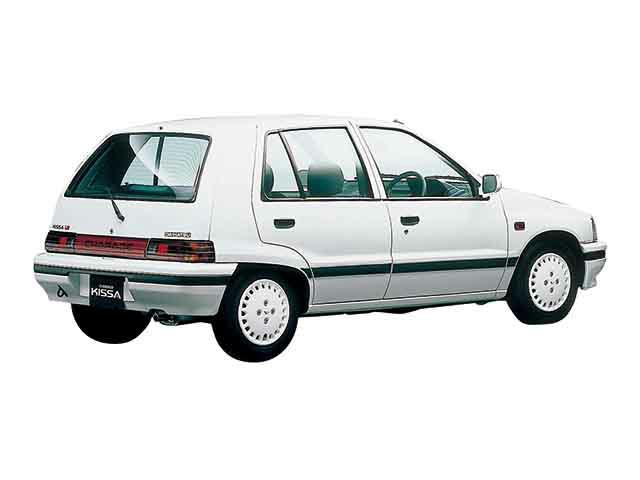 ダイハツ シャレード 1989年2月〜モデル