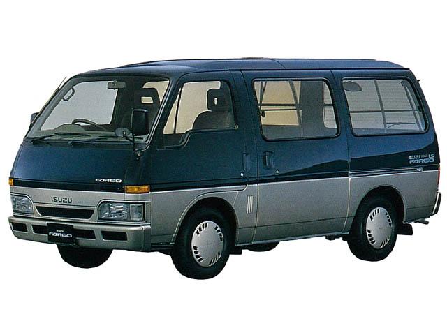 いすゞ ファーゴバン 新型・現行モデル