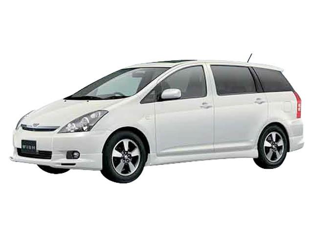 トヨタ ウィッシュ 2003年1月〜モデル