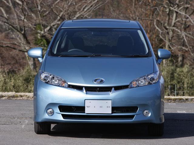 トヨタ ウィッシュ 2010年4月〜モデル