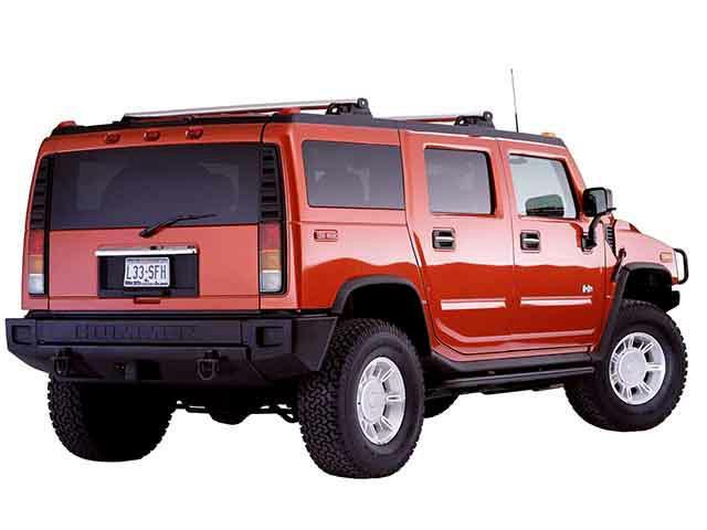 ハマー H2 2006年12月〜モデル