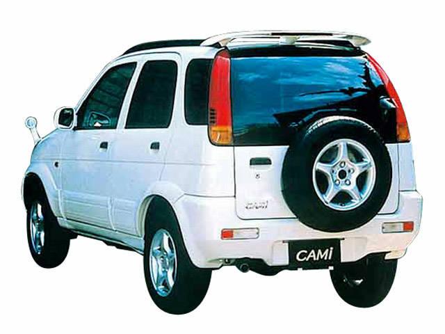 トヨタ キャミ 1999年5月〜モデル