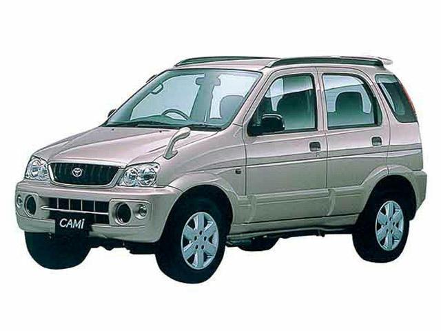 トヨタ キャミ 新型モデル