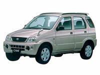トヨタ キャミ 2000年5月〜モデルのカタログ画像