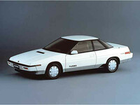 スバル アルシオーネ 1985年6月〜モデルのカタログ画像