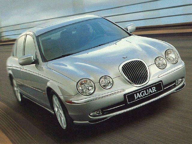 ジャガー Sタイプ 新型・現行モデル