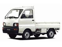 三菱 ミニキャブトラック 1997年10月〜モデルのカタログ画像