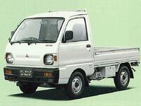 三菱 ミニキャブトラック 1991年1月〜モデルのカタログ画像