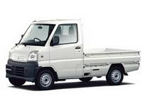 三菱 ミニキャブトラック 1999年12月〜モデルのカタログ画像