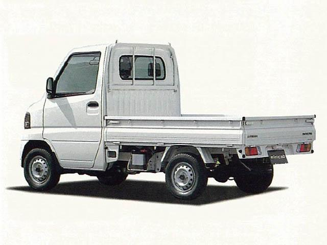 三菱 ミニキャブトラック 新型・現行モデル