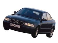 アウディ A4 1996年9月〜モデルのカタログ画像