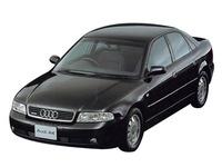 アウディ A4 1999年10月〜モデルのカタログ画像