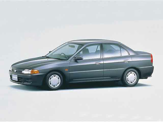 三菱 ランサー 1995年10月〜モデル