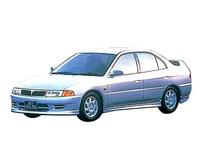 三菱 ランサー 1997年8月〜モデルのカタログ画像