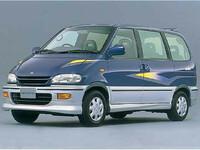 日産 セレナ 1997年1月〜モデルのカタログ画像