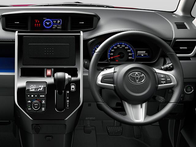 トヨタ ルーミー 新型・現行モデル