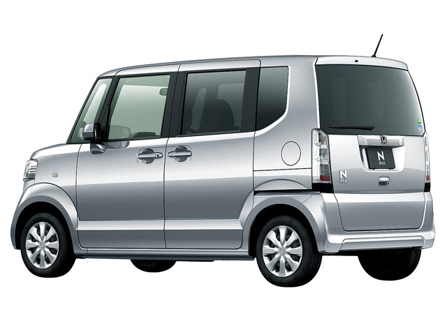 ホンダ N-BOX 2015年2月〜モデル