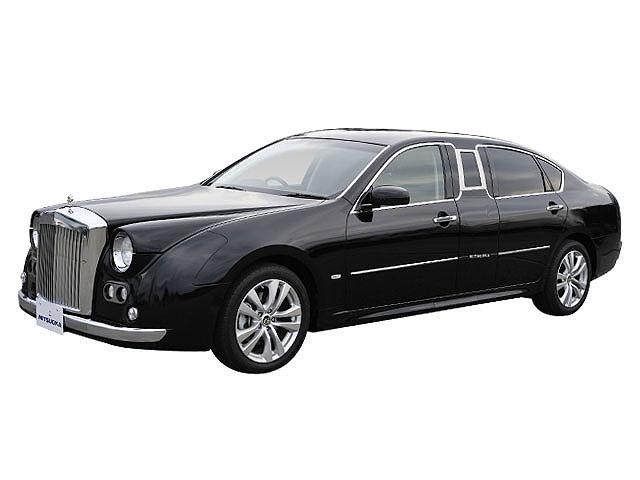 光岡自動車 ガリューリムジンS50 新型モデル