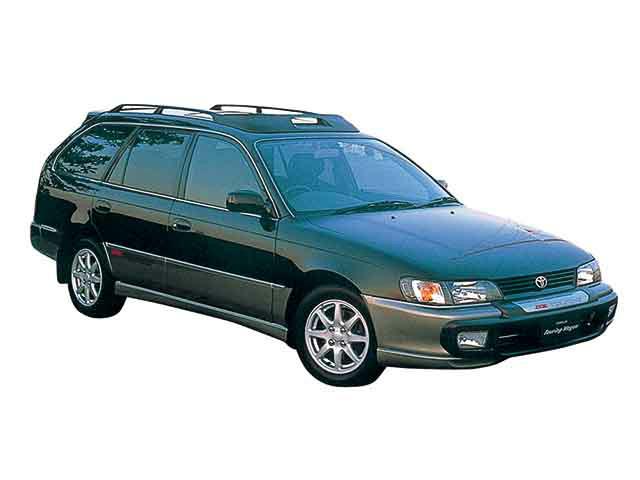 トヨタ カローラワゴン 1998年4月〜モデル