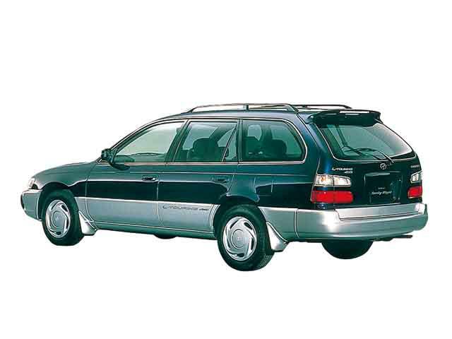 トヨタ カローラワゴン 新型・現行モデル