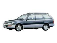 トヨタ カローラワゴン 1991年9月〜モデルのカタログ画像