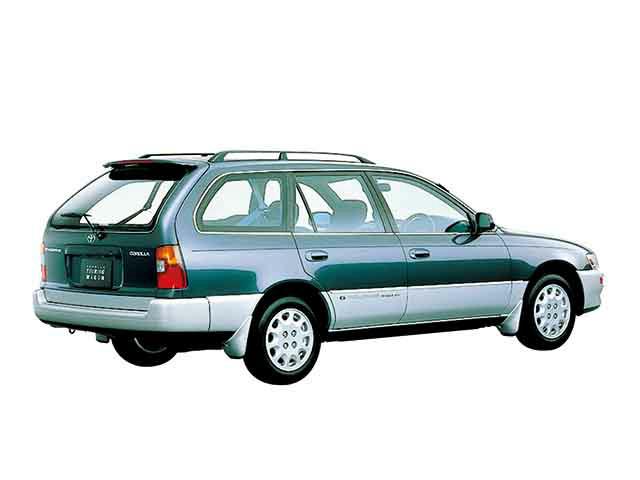 トヨタ カローラワゴン 1993年5月〜モデル