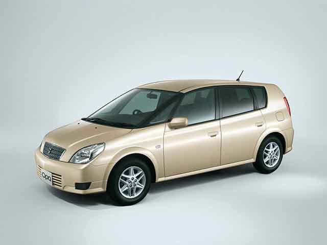 トヨタ オーパ 新型モデル