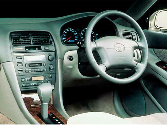 トヨタ ウィンダム 1997年8月〜モデル
